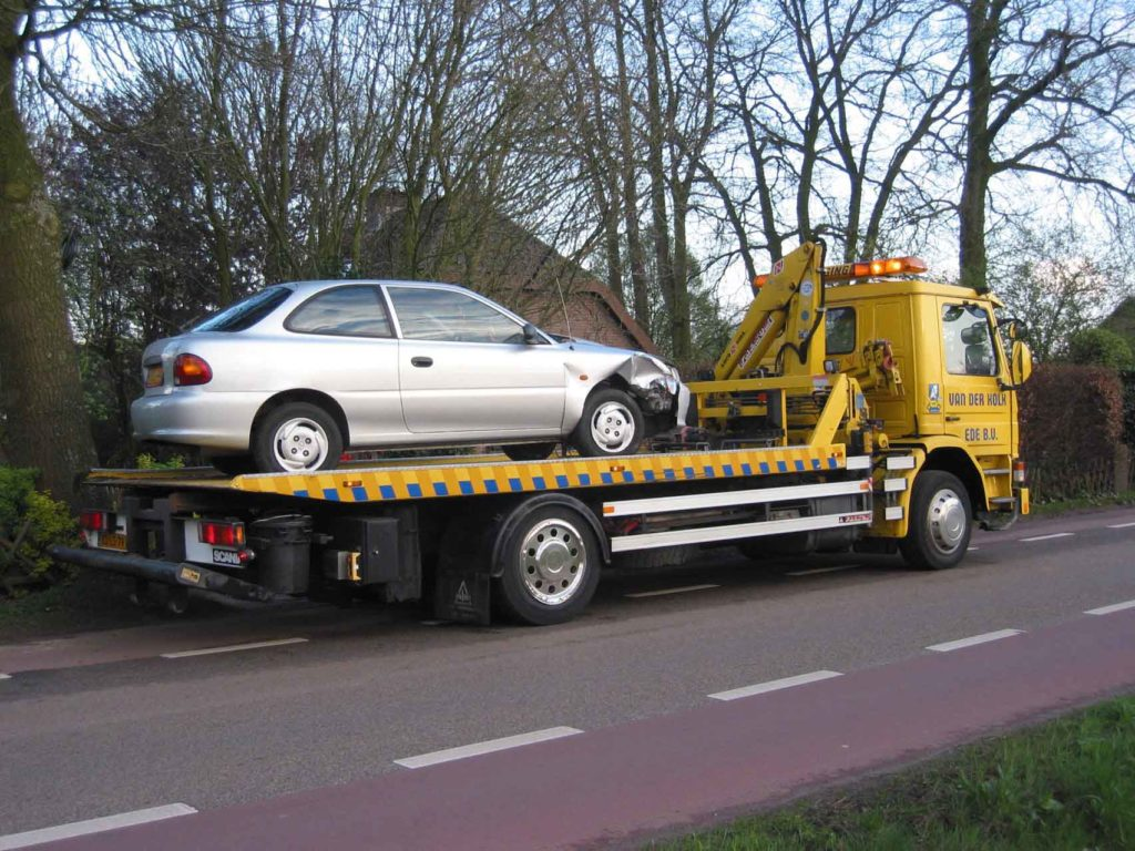 Car accident, personal injury