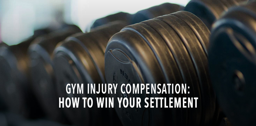 How to Get The Right Gym Injury Compensation - Conte