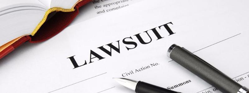 Lawsuit application forms