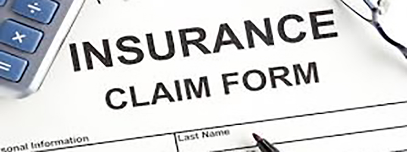 Tort Law insurance claim form