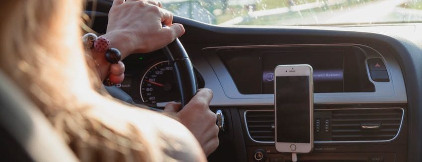 Fine For Texting While Driving  What's The Fine & What You